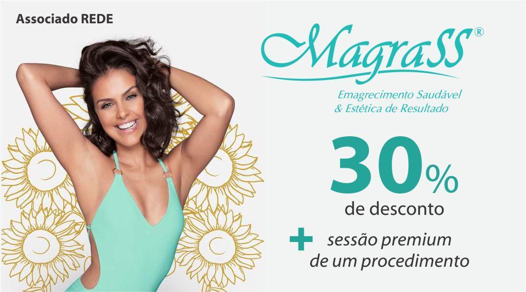 Muito mais que uma clínica de estética, na Magrass você possui benefícios exclusivos para o emagrecimento saudável desde a primeira semana.